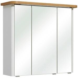 Xora: Spiegelschrank, Glas, B/H/T 80 72 20