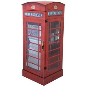 Aufbewahrungsbox London Telephone