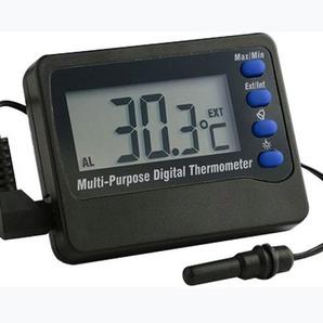 europet bernina Aquarienzubehör DIGITAL-Thermometer mit Alarm