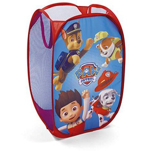 North Star pw9248 PORTAGIOCHI Pop Up Paw Patrol, Polyester, mehrfarbig