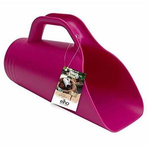 ELHO 6832251023500 Gartenschaufel green basics, größe XXL, rot