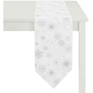 Tischband Spitz Christmas Elegance