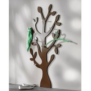Wandgarderobe »Baum« mit 7 Haken, in vielen verschiedenen Farben