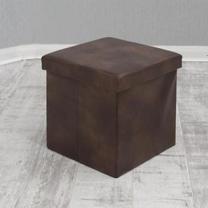Box Drewry aus Stoff