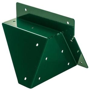 Rohrverbinder universal rechtwinkelig grün