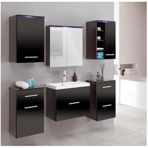 badm bel sets in schwarz preise qualit t vergleichen m bel 24. Black Bedroom Furniture Sets. Home Design Ideas