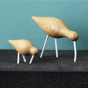 Holzfigur Shorebird M