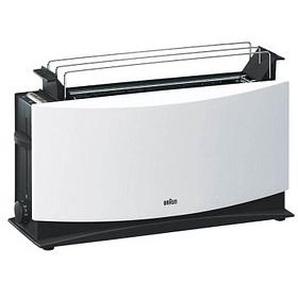 BRAUN HT 550 Multiquick 5 Toaster weiß