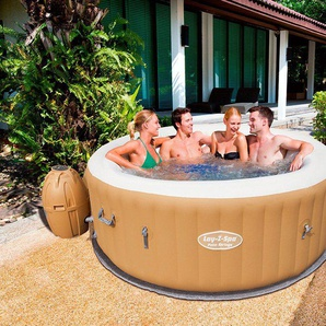 Whirlpool braun Outdoor aufblasbar PALM SPRINGS
