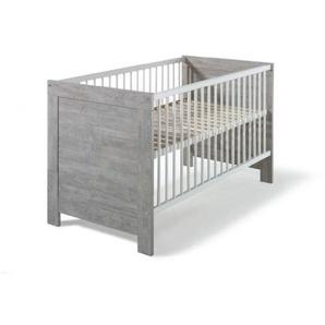 Schardt 04 790 21 02 Kombi-Kinderbett Nordic driftwood/weiß