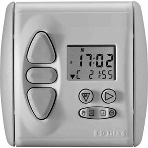 SOMFY Chronis RTS smart Funkprogrammschaltuhr, weiß, Steuergerät inkl. Inteo-Abdeckung und Batterien