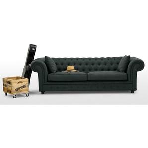 Branagh 3-Sitzer Sofa, Anthrazit