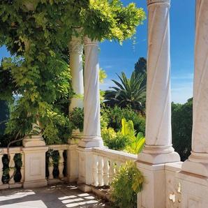 Fototapete »Papiertapete Villa Liguria«
