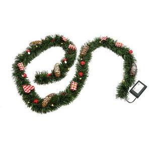 Pureday Weihnachtsdeko Girlande Hüttenzauber