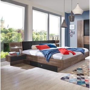 Anpassbares Schlafzimmer-Set Virgo, 180 x 200 cm