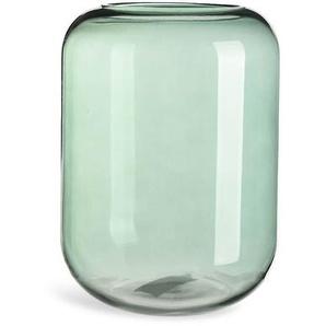 Vase Lia, Glas, D:22cm x H:29cm, grün
