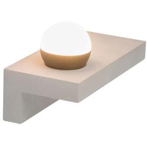 GLOBO LED Wandlampe TIMO Beton Grau