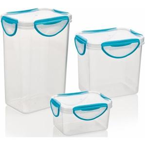 Frischhaltedose »Clip Fresh«, transparent, L/B/H, Spülmaschinengeeignet, , , Genius