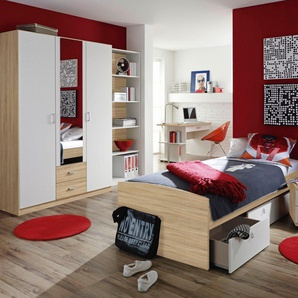 rauch PACK´S Jugendzimmer »Point«, 4-teilig