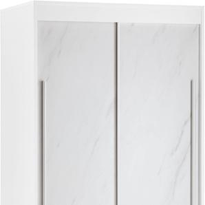 Garderobenschrank Breite 90 cm »Torben«, weiß, BxHxT, borchardt Möbel