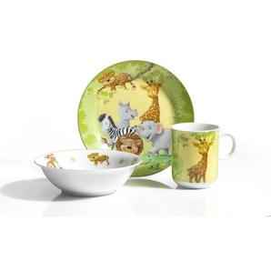Ritzenhoff & Breker Kinderservice ,bunt ,Porzellan