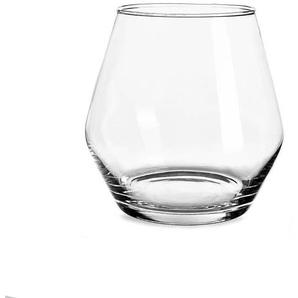 Windlicht Graphic, Glas, D:23cm x H:23cm, klar