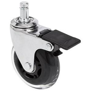5x Rolo Skate 11mm/75mm - Stuhlrollen