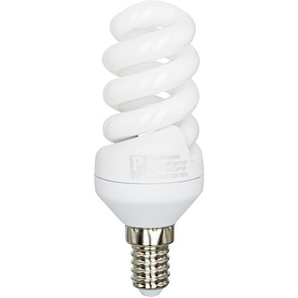 Paulmann Energiesparlampe Spirale E14 warmweiß 9 W 500 lm
