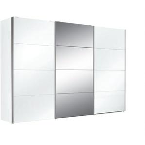LIVIN Kleiderschrank SYDNEY Polarweiß Nachbildung ca. 300 x 216 x 68 cm