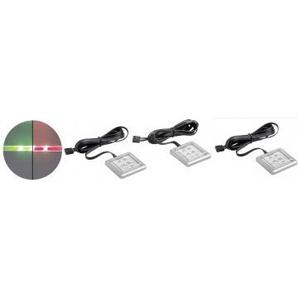 RGB/LED Unterbaustrahler 3er-Set