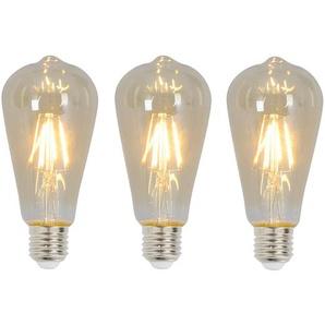 LED-Leuchtmittel Bourbonnais (3er-Set)