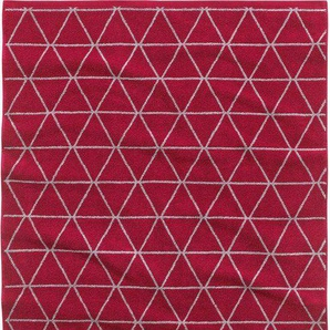 Badetuch »Triangle«, Tom Tailor, mit Dreiecken versehen