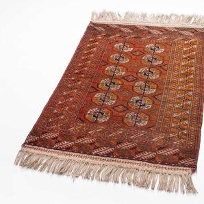 Orientteppich »Rus. Bouchara«, Teppich Kontor Hamburg, rechteckig, Höhe 10 mm, handgeknüpft