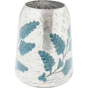 Vase Orient Garden Blau 23cm
