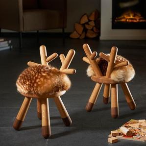 Bambi Chair, Webpelz, unisex, aus Nylon