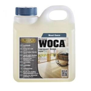 Woca Vinyl- und Lackseife für die Unterhaltsreinigung lackierter Oberflächen, 1 Liter