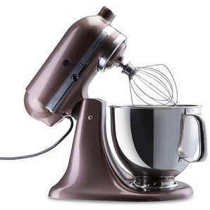 KitchenAid Küchenmaschine Artisan, Nuss, Metall