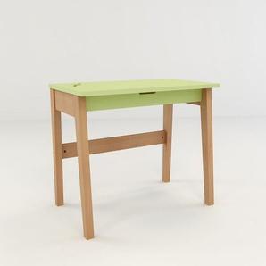 Kleiner Tisch mit der Öffnung für Tablet oder Handy Grün 62-331-09 - MOBI FURNITURE