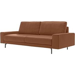 Hülsta Sofa  2-Sitzer  mit breiter »hs.450«, B/H/T: 180x45x60cm, hoher Sitzkomfort