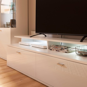 Set One By Musterring TV-Aufsatz »TACOMA«, weiß, 5 Jahre Hersteller-Garantie