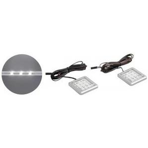 LED Unterbaustrahler 2er-Set, weiß