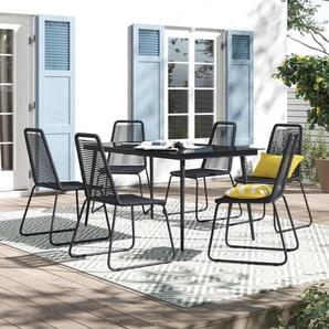 6-Sitzer Gartengarnitur Reepham
