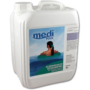 Algenverhütung, Algenschutz schaumfrei 5L mediPOOL