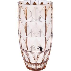 Vase Precious Triangle Gold 32cm