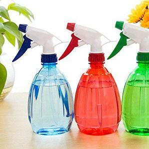 dealglad® 3pcs tragbar manuell Garten Pflanzen Wasser spritzen Blumen Bewässerung Spray Flasche Bewässerung Spritze