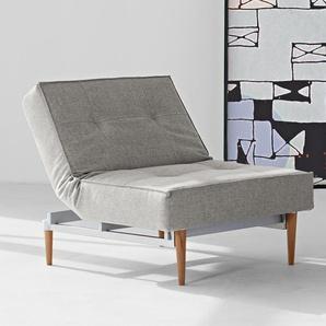 Schlaf-Sessel, grau, weitere Farben & Größen bei BETTEN.de