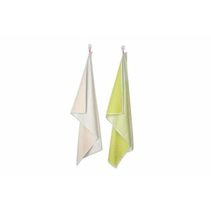 HAY - Trockentücher S&B Tea Towels Dot - 52 x 75 cm - Landscape Dots - indoor