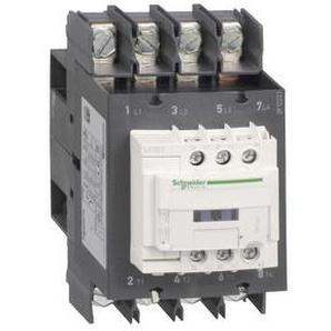 SCHNEIDER ELECTRIC Leistungsschütz LC1D 4p, +1S+1Ö, Spule 24 V AC