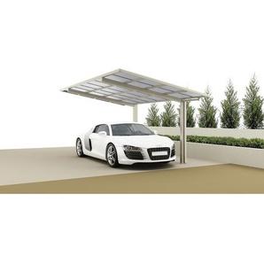 Ximax Design-Carport Linea 60 Standard, Farbe der Profile:Schwarz
