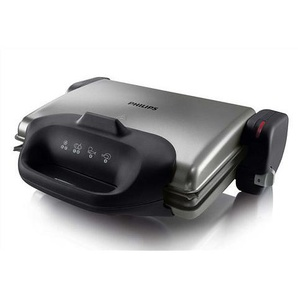 Philips Kontaktgrill HD4467/90, 2000 W, 2000 Watt